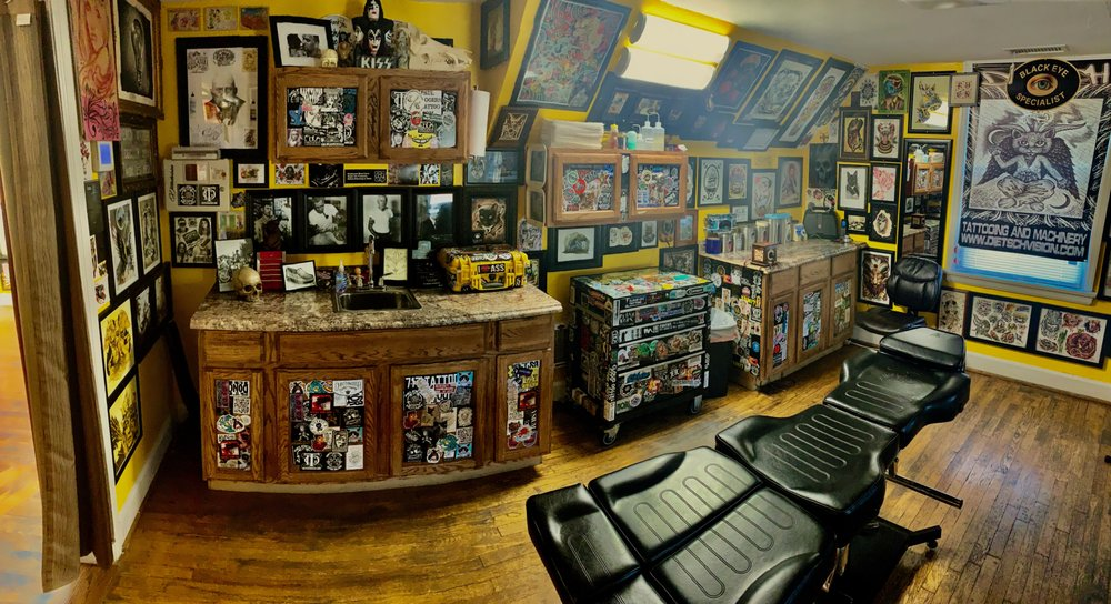Dietschvision Tattoo Gallery: 5434 Hixson Pike, Hixson, TN