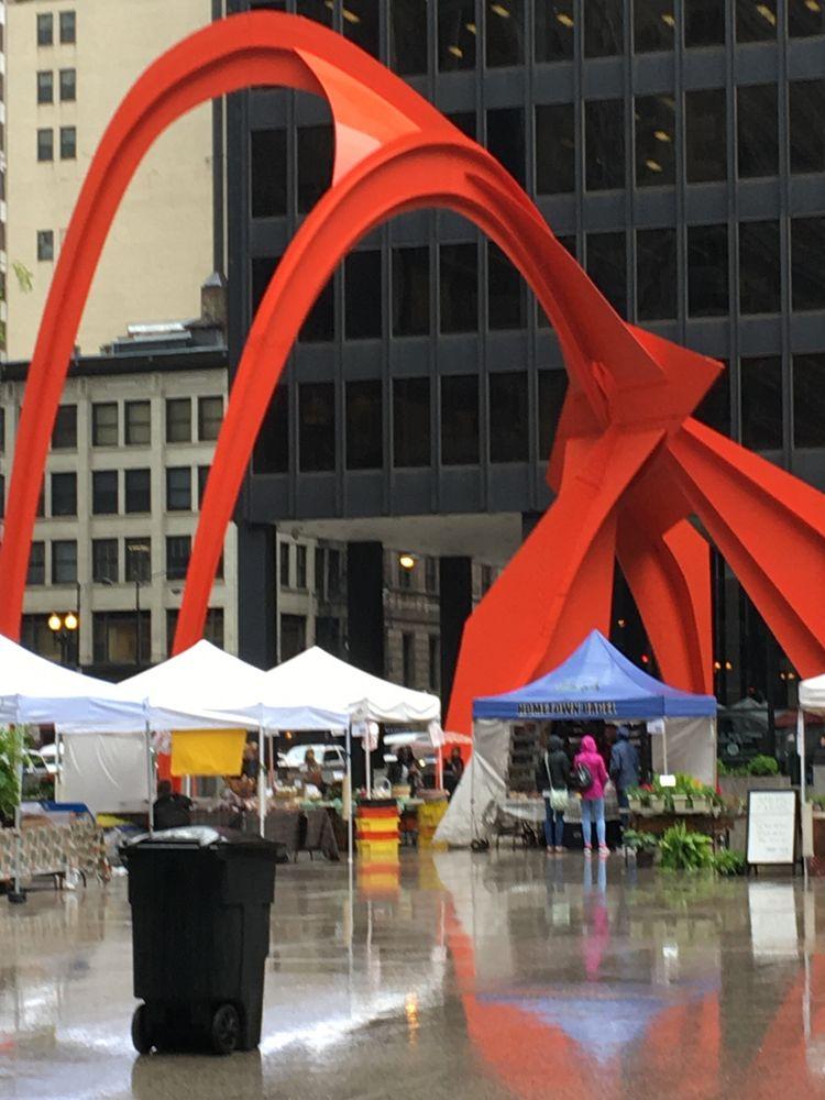 Federal Plaza: 50 W Adams, Chicago, IL