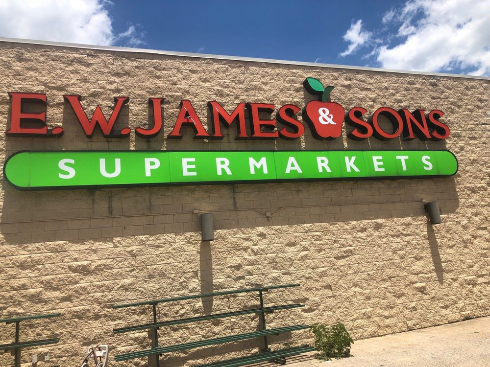 E W James & Sons: Highway 22, Dresden, TN