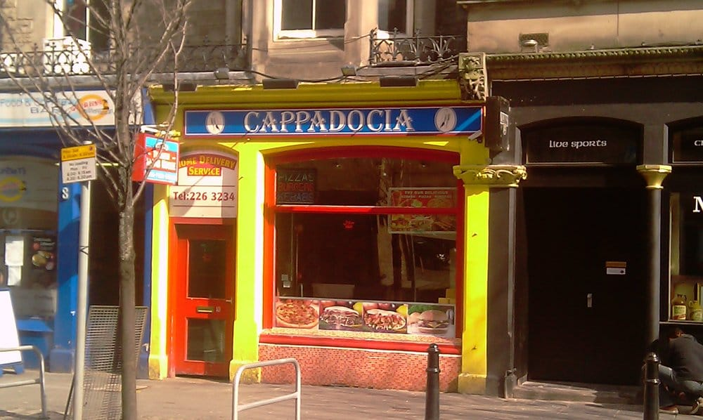 Cappadocia 12 reviews takeaway fast food 10 forest for O kitchen edinburgh
