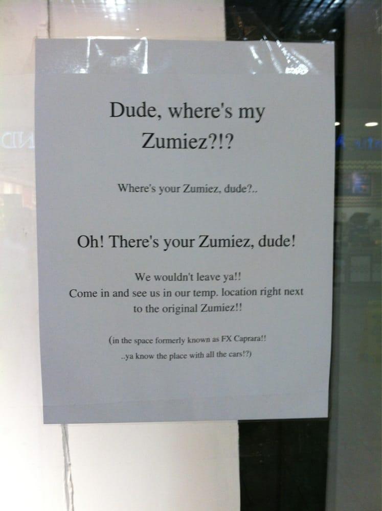 Zumiez: 21182 Salmon Run Mall Lp W, Watertown, NY