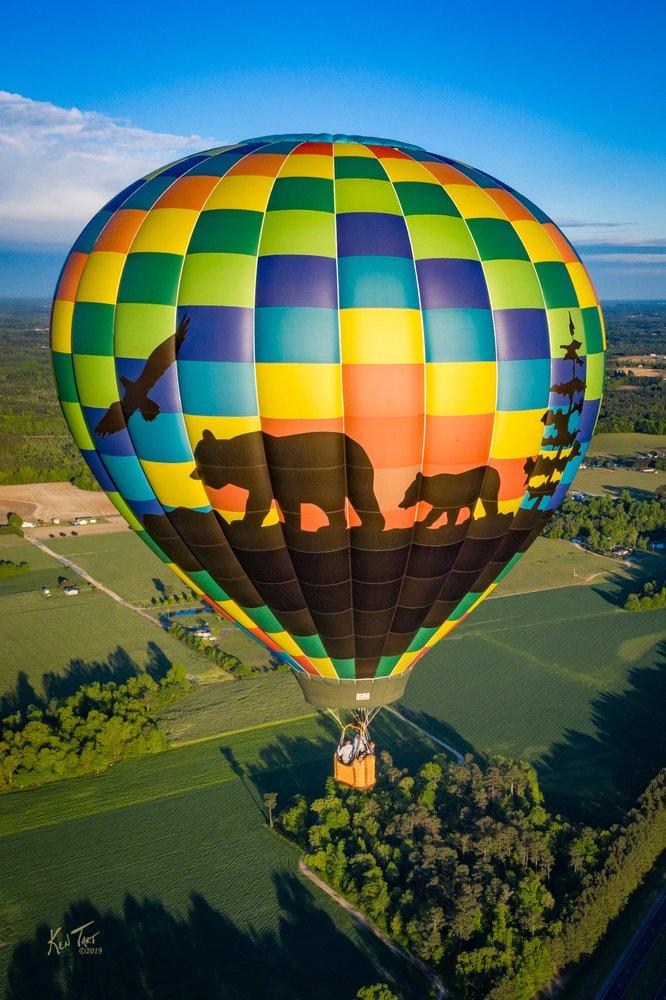 Photo of Carolina High Hot Air Balloon Company: Four Oaks, NC