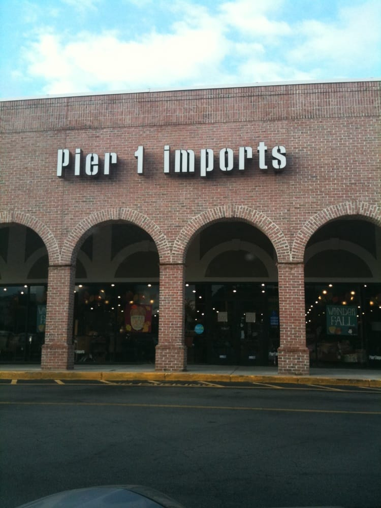 Pier 1 Imports Furniture Stores 5500 Abercorn St Savannah Ga Phone Number Yelp
