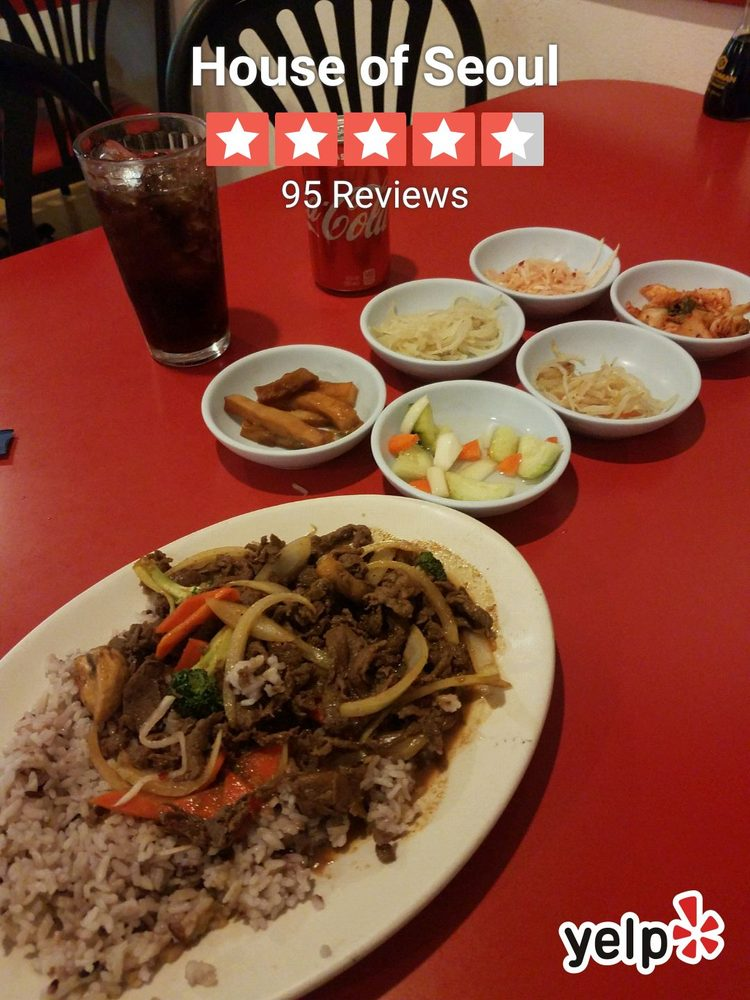 House of Seoul: 12721 W 14th Ave, Airway Heights, WA