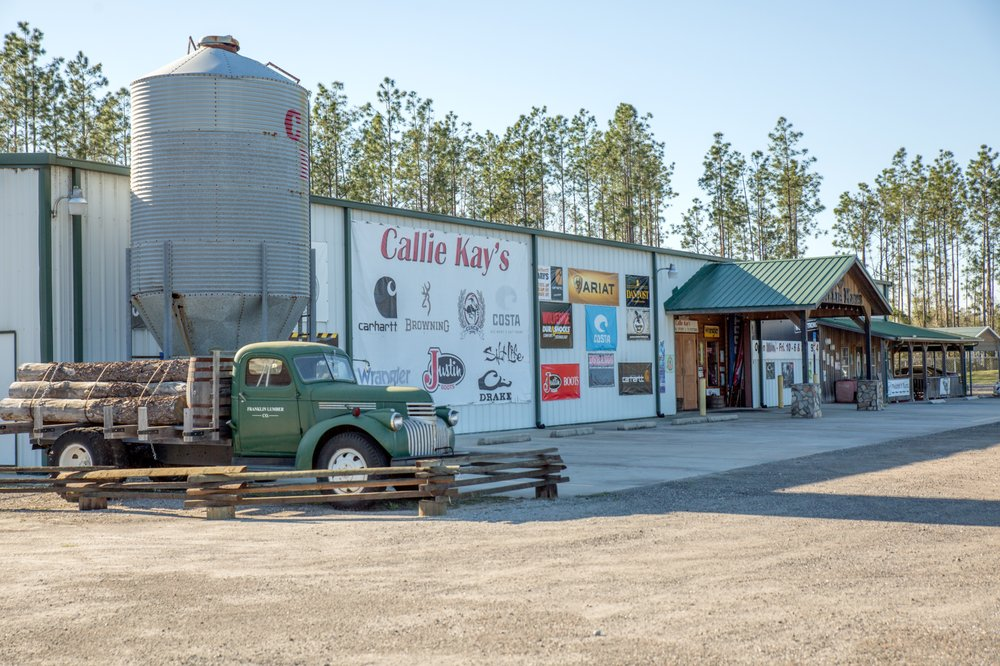 Callie Kays General Store & Outfiters: 553027 US Hwy 1, Hilliard, FL