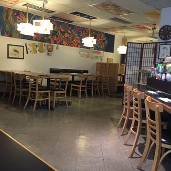 Japanese Restaurant Beaverton Strip Mall
