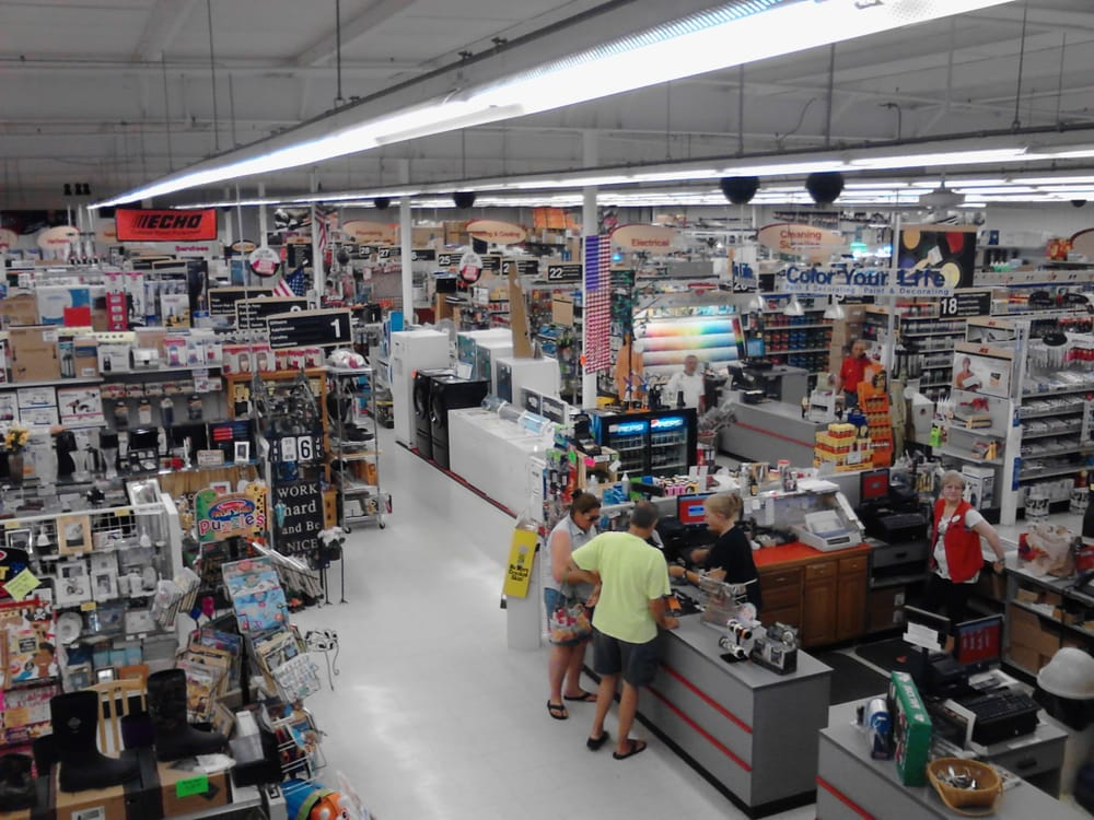 Ace Hardware: 200 N 18th St, Parsons, KS