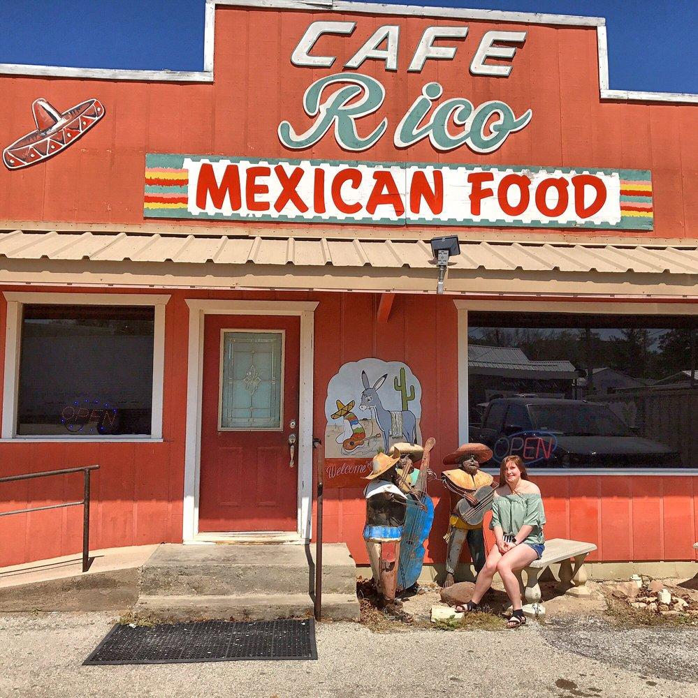 Cafe Rico: 1013 W Main St, Eastland, TX