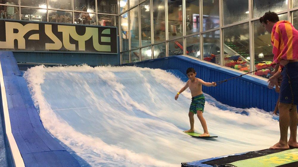 Surf Style Indoor Surfing: 315 S Gulf View Blvd, Clearwater, FL