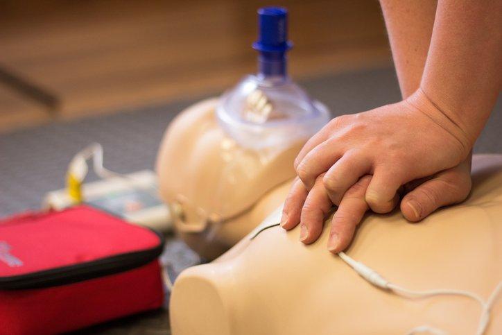 Dublin CPR Classes: 7567 Amador Valley Blvd, Dublin, CA