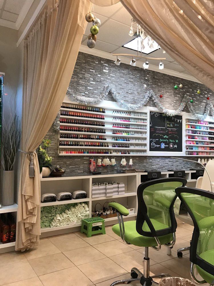 Serenity Nails VA: 46839 Maple Leaf Pl, Sterling, VA
