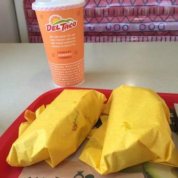 Del Taco - 21 Reviews - Mexican - 1565 S Broadway, Santa Maria, CA ...