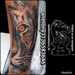 Dark Horse Tattoo - 102 Photos - Tattoo - 7237 E 9 Mile, Warren, MI ...