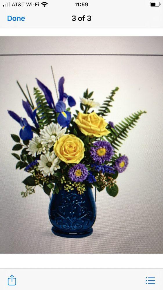 David's Flowers: 41656 Fenwick St, Leonardtown, MD