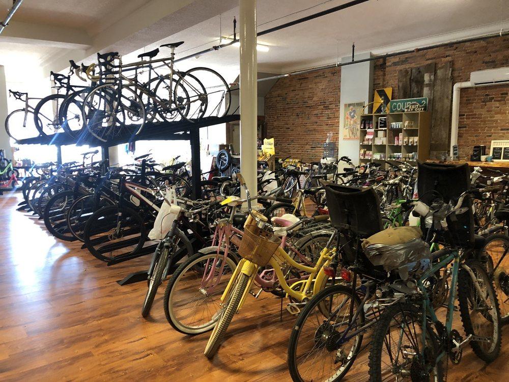 ReCre's Bike Studio: 138 Court St, Watertown, NY