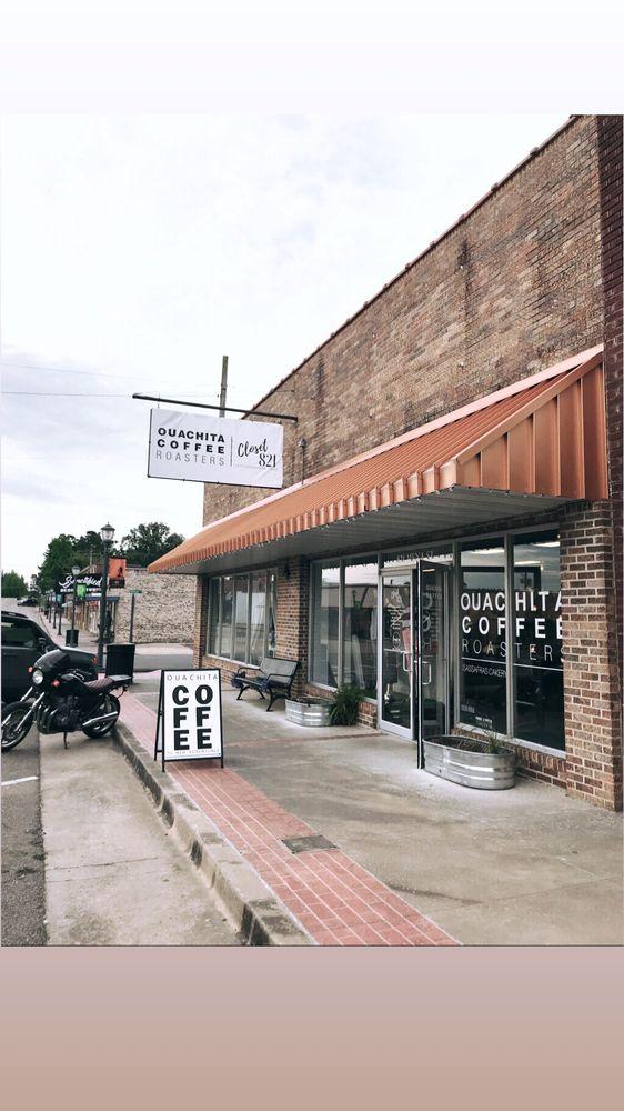 Ouachita Coffee Roasters: 821 Mena St, Mena, AR
