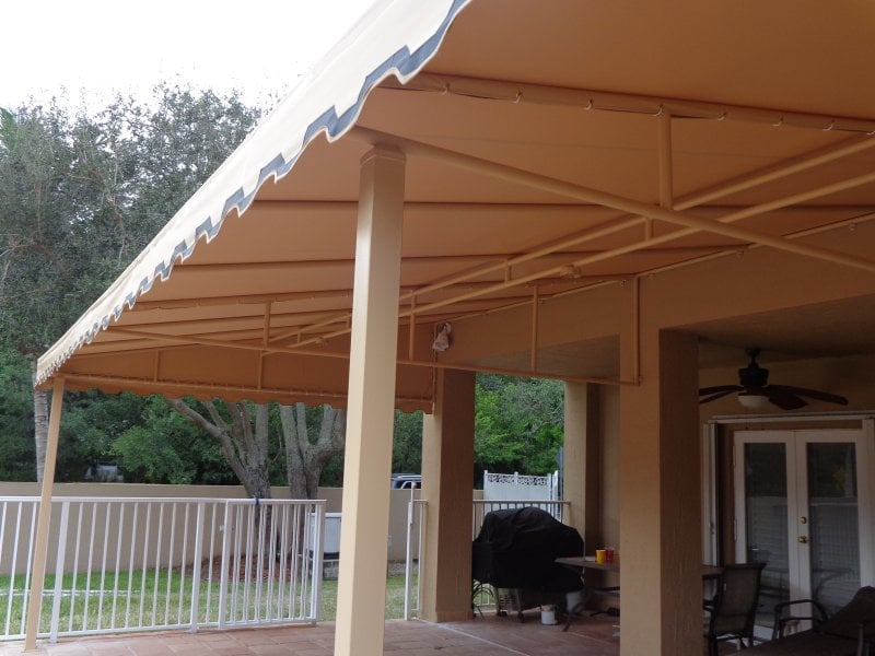 Patio Awning in Miami by Sunshine Awnings - Yelp