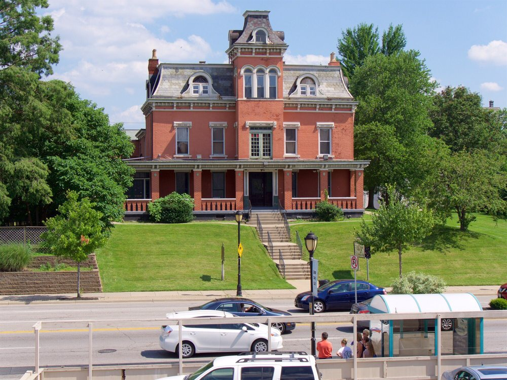 Thompson House: 24 E 3rd St, Newport, KY