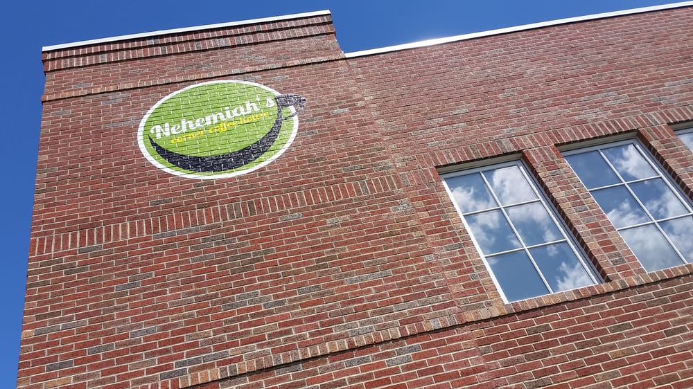 Nehemiah's Coffee House: 101 18th St, Tuscaloosa, AL