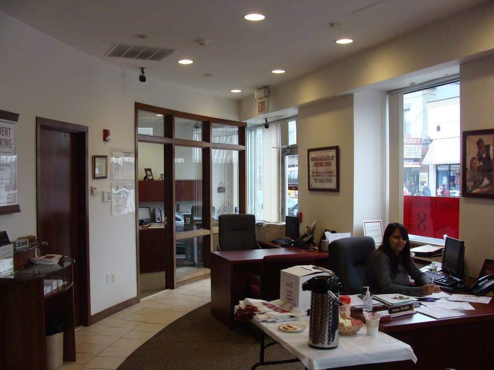 Leader Bank - Arlington: 449 Massachusetts Ave, Arlington, MA