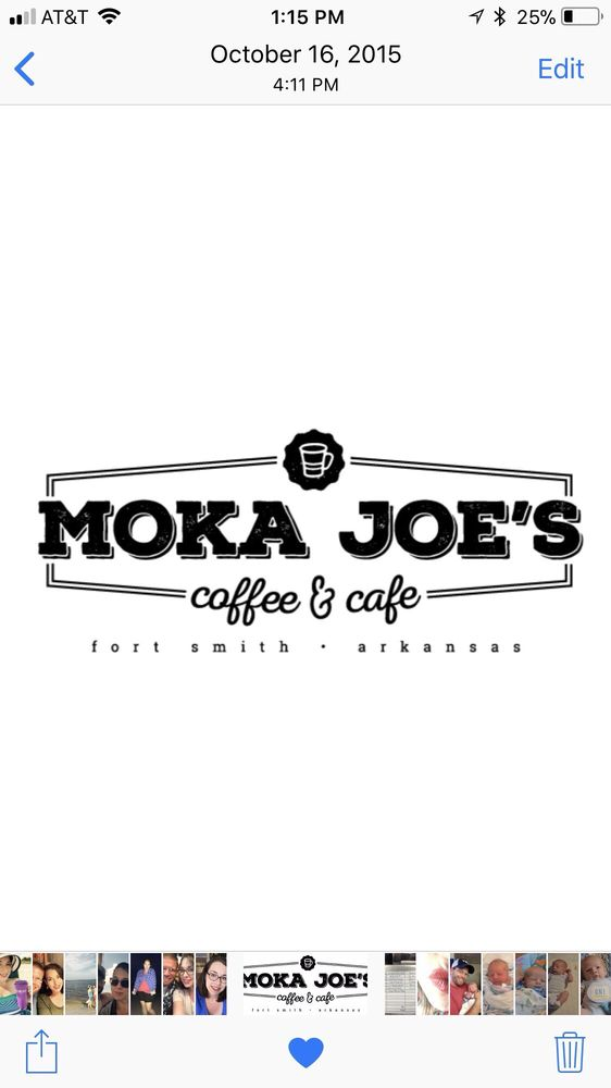 Moka Joe's Cafe & Coffee: 9207 Hwy 71 S, Fort Smith, AR