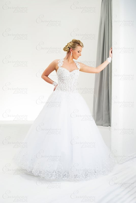 European Wedding Dresses in Toronto. Exclusive bridal gowns, custom ...