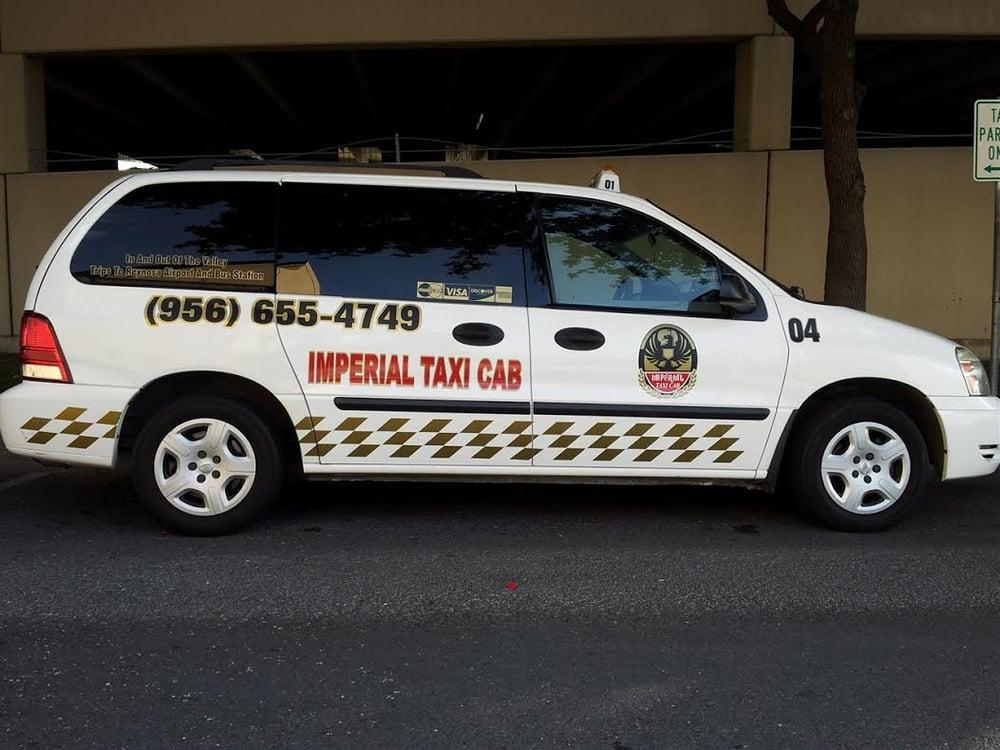 Imperial Taxi Services: McAllen, TX