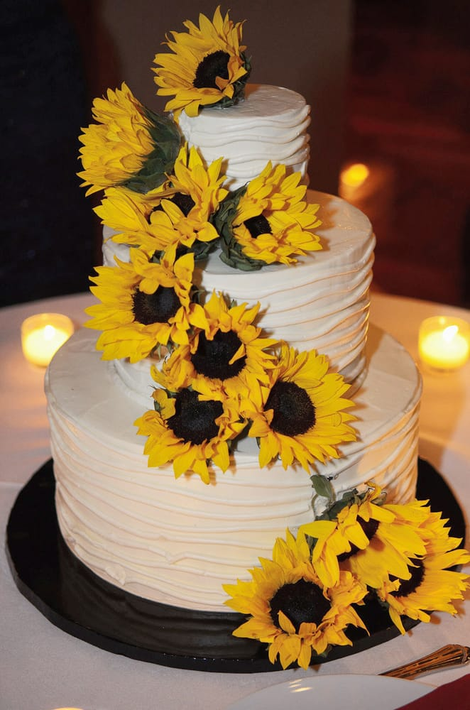 Our wedding cake by Tipsy Cake--Carrot cake with cream cheese ...