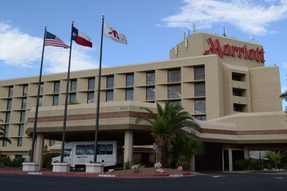Marriott El Paso: 1600 Airway Blvd, El Paso, TX