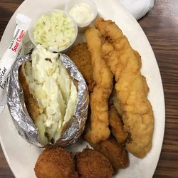 Photo Of Rosehill Seafood Restaurant Columbus Ga United States Platter