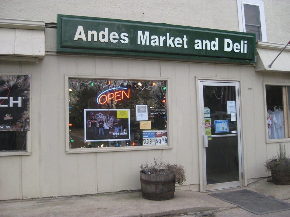 Andes Market & Deli: 12209 James Madison St, Remington, VA