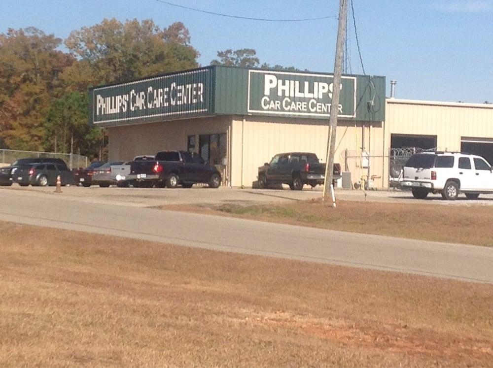 Phillips Car Care Center: 80 Rawls Springs Loop Rd, Hattiesburg, MS