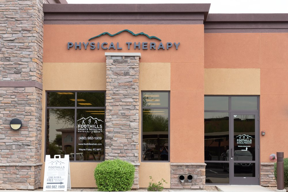 Foothills Sports Medicine Physical Therapy: 6788 S Kings Ranch Rd, Gold Canyon, AZ