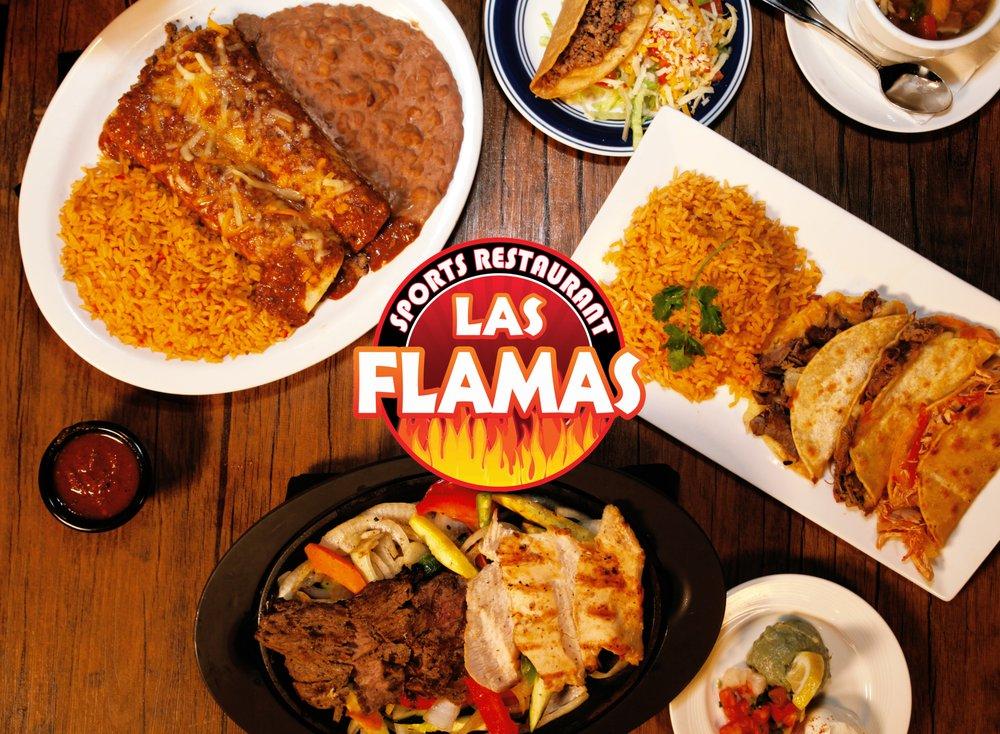 Las Flamas Mexican Kitchen: 13937 N Central Expy, Dallas, TX