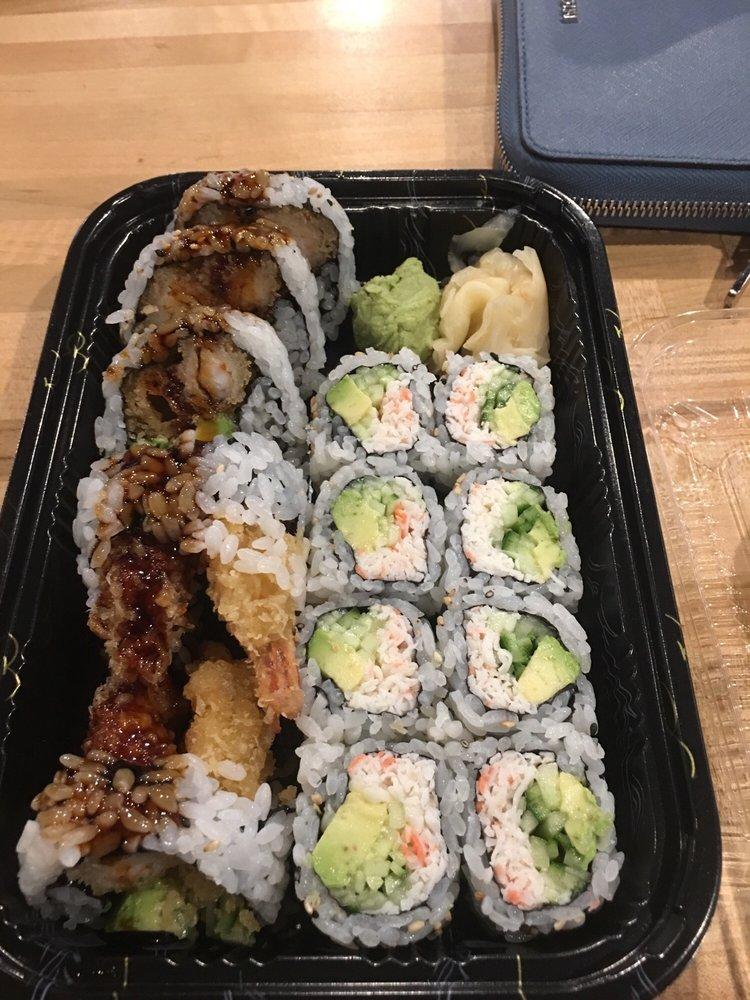 KOBE JAPAN  Hibachi And Sushi: 13623 Georgia Ave, Silver Spring, MD