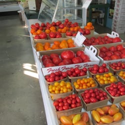 york fruits. photo of weiser orchards farm market - york springs, pa, united states. all fruits o