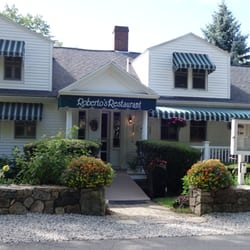 Photo Of Robertos Italian Restaurant Ogunquit Me United States