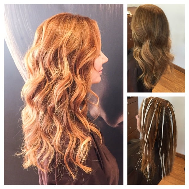 From Sandy To Ginger Blonde Strawberry Butterscotch Copper