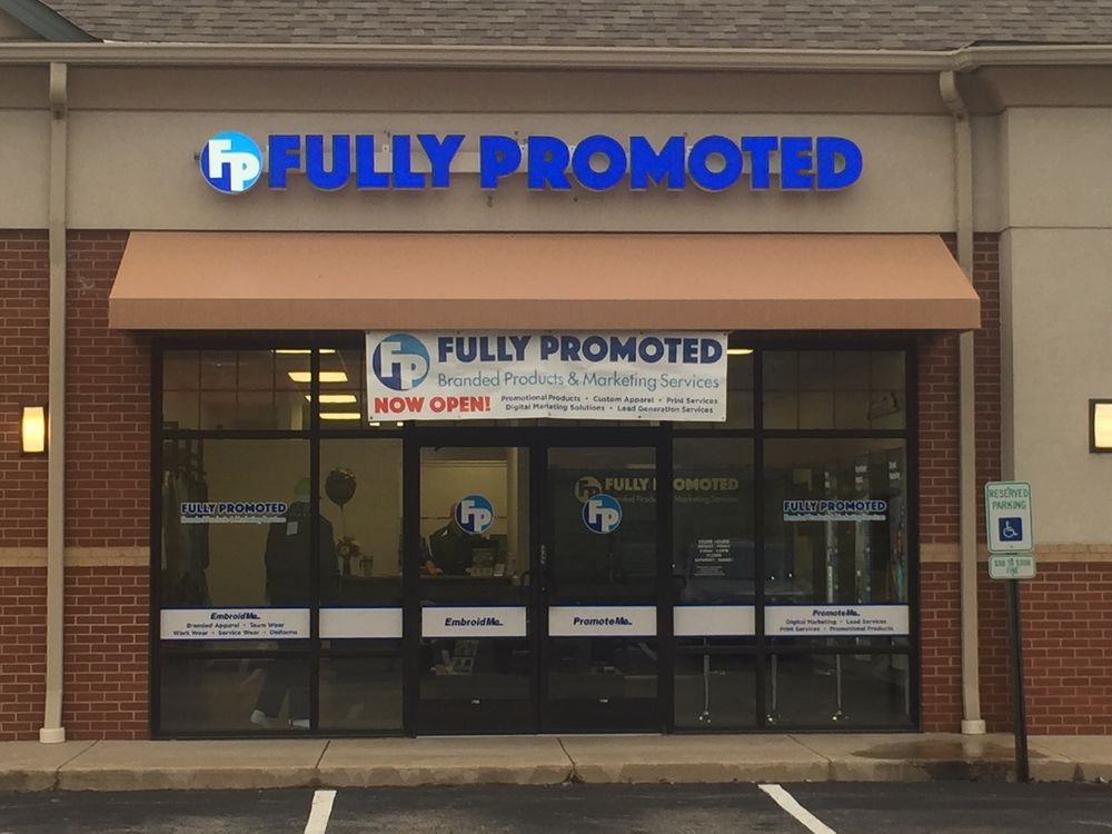 Fully Promoted of St. Charles - MO: 2157 Bluestone Dr, St. Charles, MO