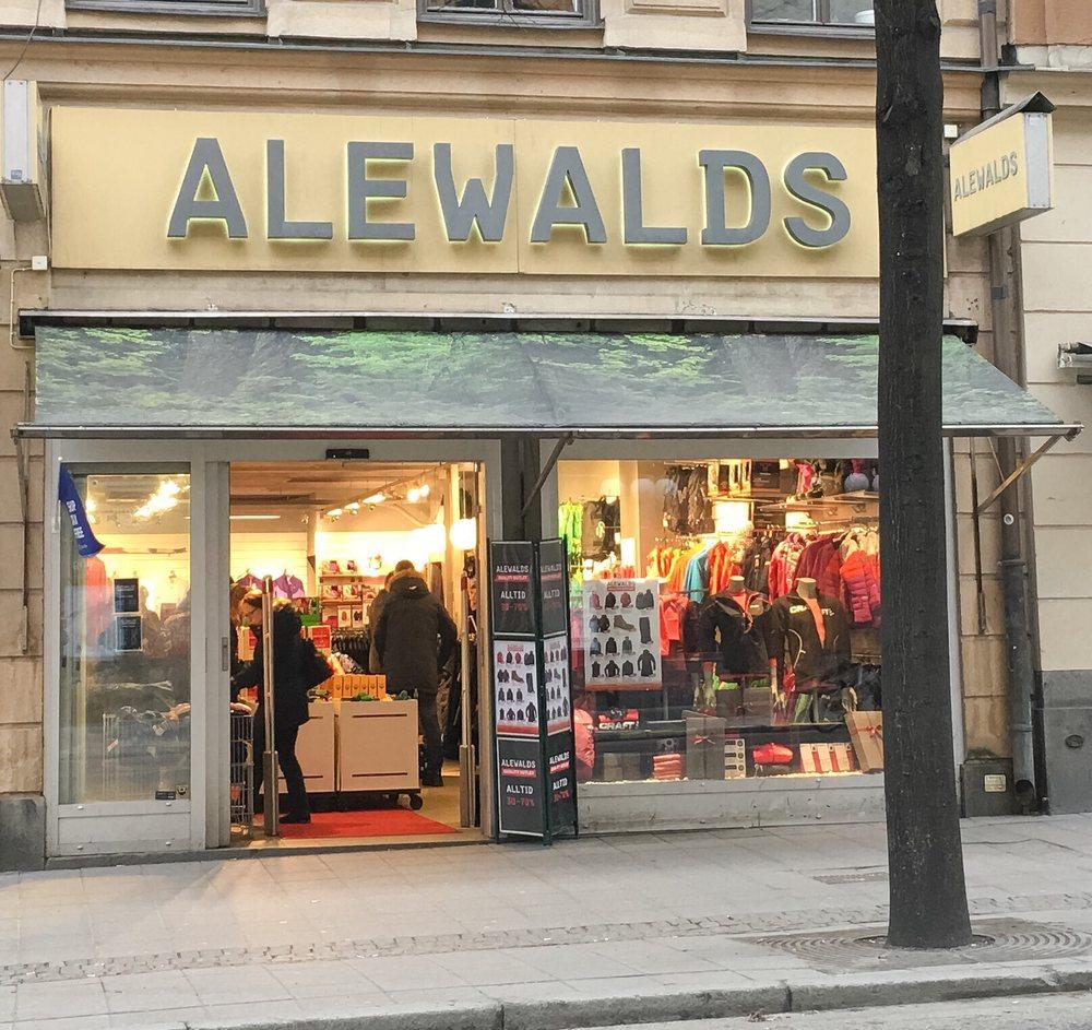 Alewalds Outlet Sportutrustning Kungsgatan 68, City, Stockholm Telefonnummer Yelp