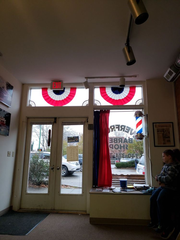 Riverfront Barber Shop: 195 Front St, Marietta, OH