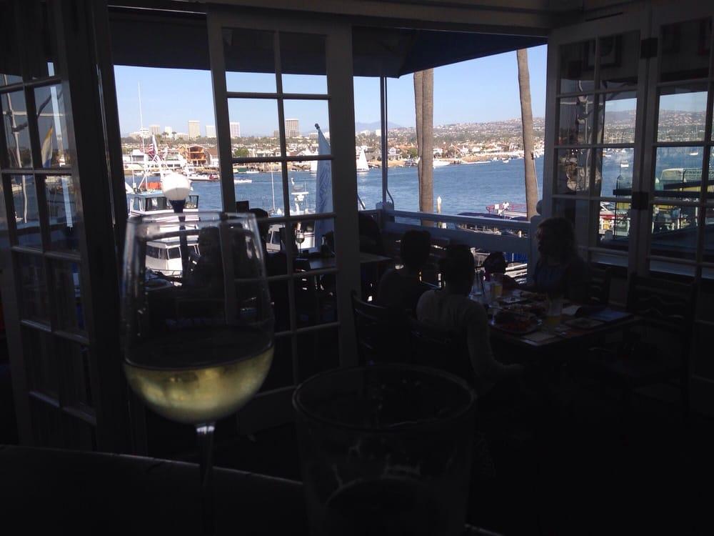 The Landing Restaurant Newport Beach Ca
