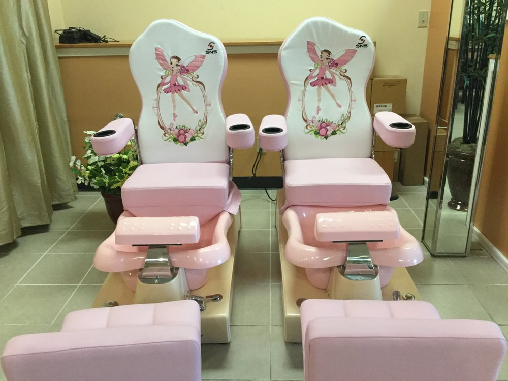 Princess Nails: 2250 N Rock Rd, Wichita, KS