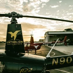 Anthelion Helicopters Long Beach Ca