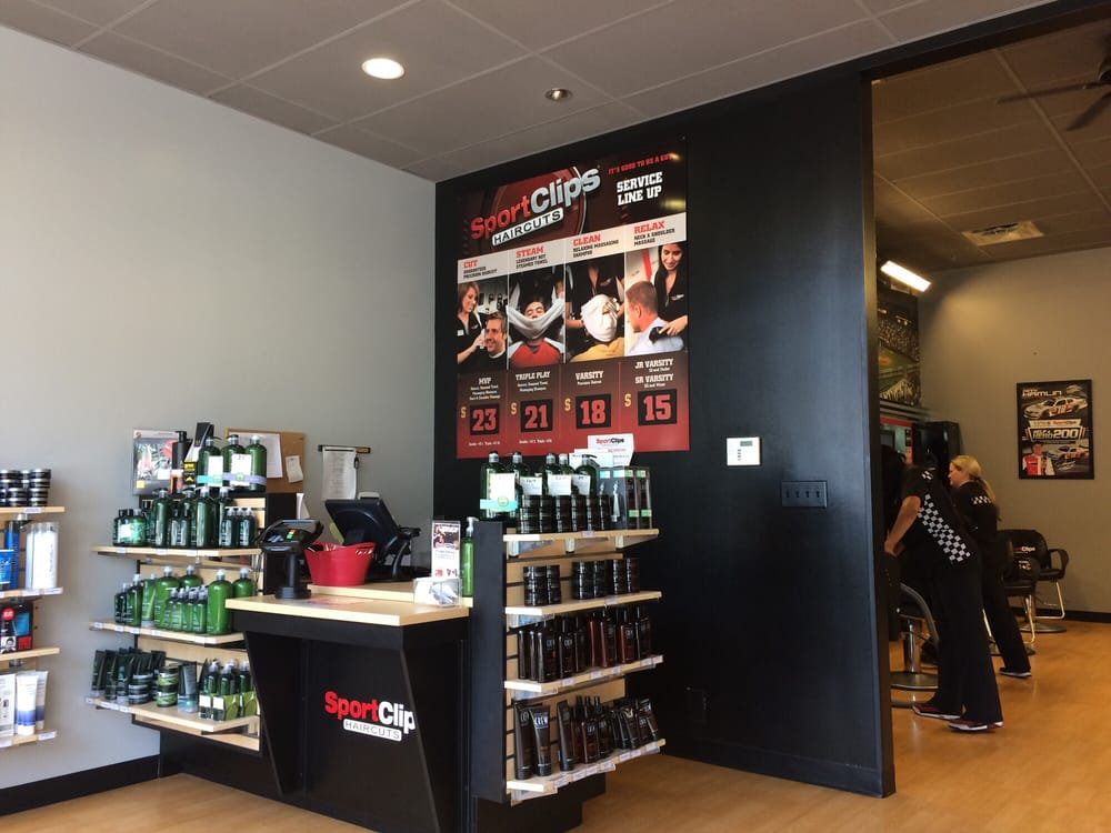 Come get the MVP Haircut Experience at Sport Clips Haircuts of Mesa - Gateway Plaza at Gateway Plaza, in Mesa.