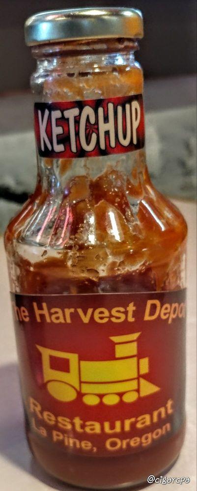 Harvest Depot Resturaunt: 51463 Hwy 97, La Pine, OR