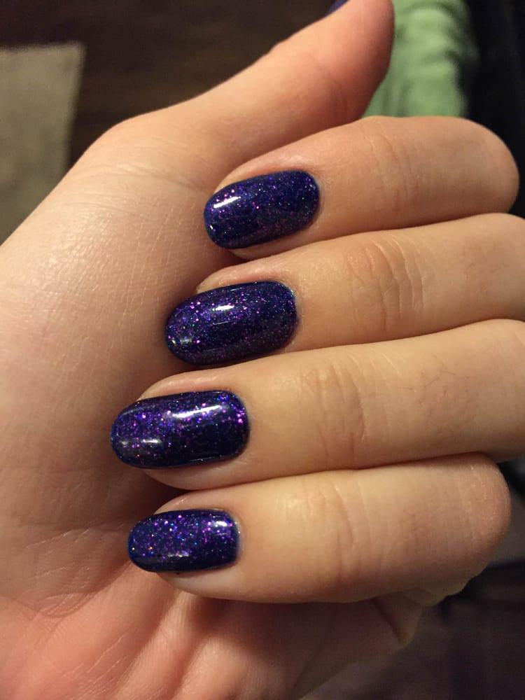 gellish galaxy purple no chip - Yelp