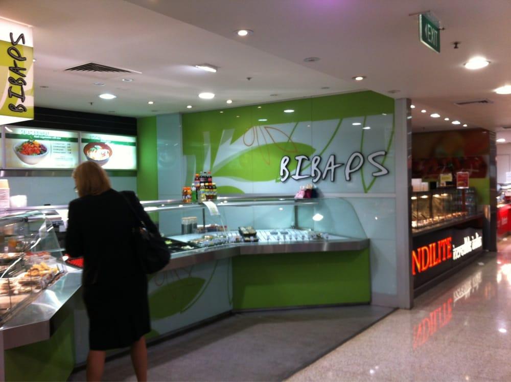 Bibaps cucina coreana level 1 berry square food court for Cucina coreana