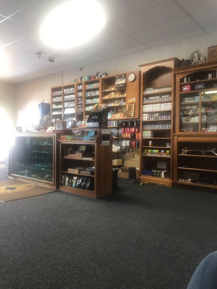 Tobacco Row: 545 N Cache St, Jackson, WY