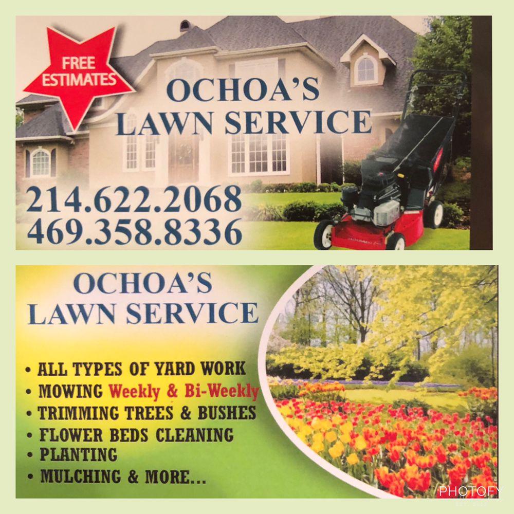Ochoa's Lawn Service